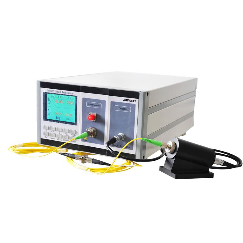 JW8301 插回损测试仪