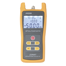 "<span style=""font-family:arial;background-color:#FFFFFF;"">JW3208 Handheld Optical Power Meter</span>"