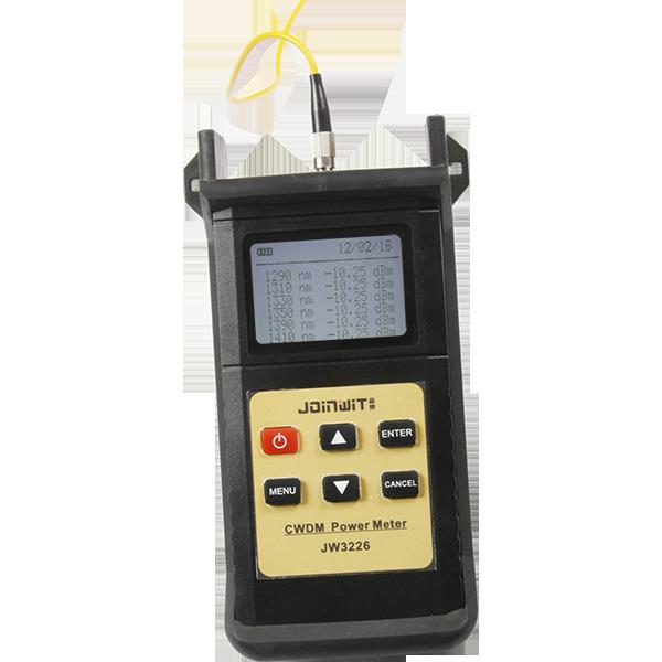JW3226 CWDM Optical Power Meter