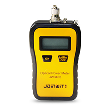 JW3402 Handheld Optical Power Meter<br />