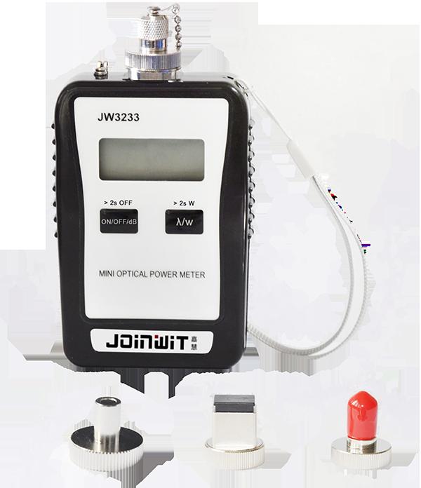 JW3233 Plastic Optical Fiber Power Meter